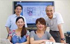 e-Heart プロジェクトチームメンバー (立命館大学)